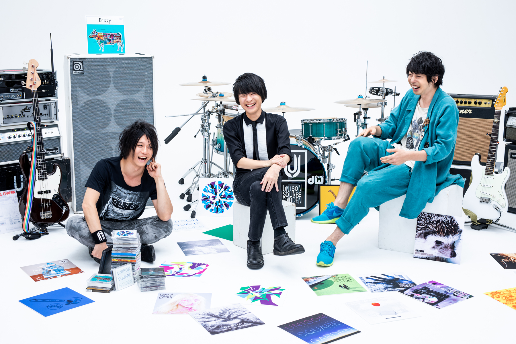 UNISON SQUARE GARDEN | Sony Music Artists